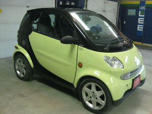 2006 Smart Fortwo Pulse Coupe (2 door) Kermit Edition