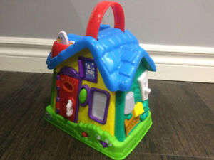 Leapfrog My Discover House - $5