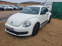 2014 Volkswagen Beetle 1.2 TSI 3dr DAMAGED REPAIRABLE SALVAGE HATCHBACK Petrol M