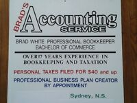 Personal and Business Taxes Files