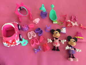 Minnie Mouse - dress up toys