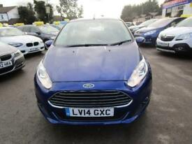 2014 Ford Fiesta 1.6 Zetec Powershift 5dr