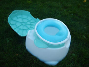 Safety 1st Comfy Cushy 3-in-1 Potty