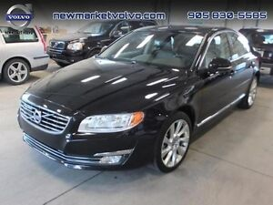 2015 Volvo S80 T6 Premier Plus   - Certified - Leather Seats - A