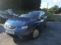 2014 Seat Ibiza 1.2 TDI Ecomotive S 5dr (a/c)