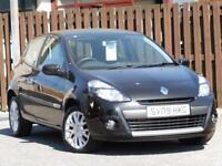 Renault Clio 1.2 TCE Dynamique 3dr PETROL MANUAL 2009/09