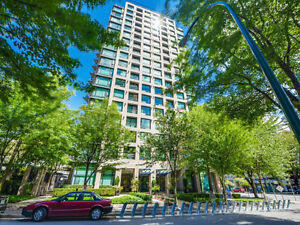 Luxury 2 Bedroom Condo - 708 - 1003 Burnaby at Downtown Vancouve