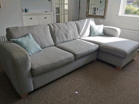 "DFS ""Layla"" Corner Sofa"