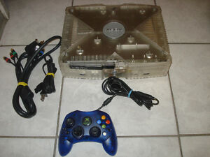 Crystal Edition Original Xbox w/3000+ Games!