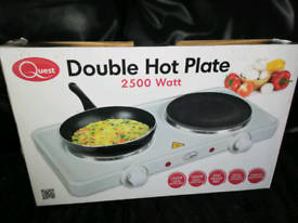Double Hot Plate SOLD