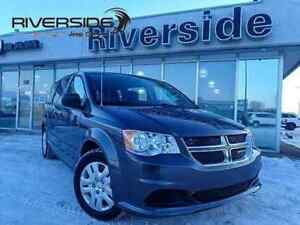 2017 Dodge Grand Caravan Canada Value Package Low KMS