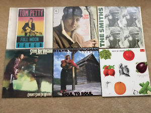 Cash for your records - best prices paid - rock blues jazz punk