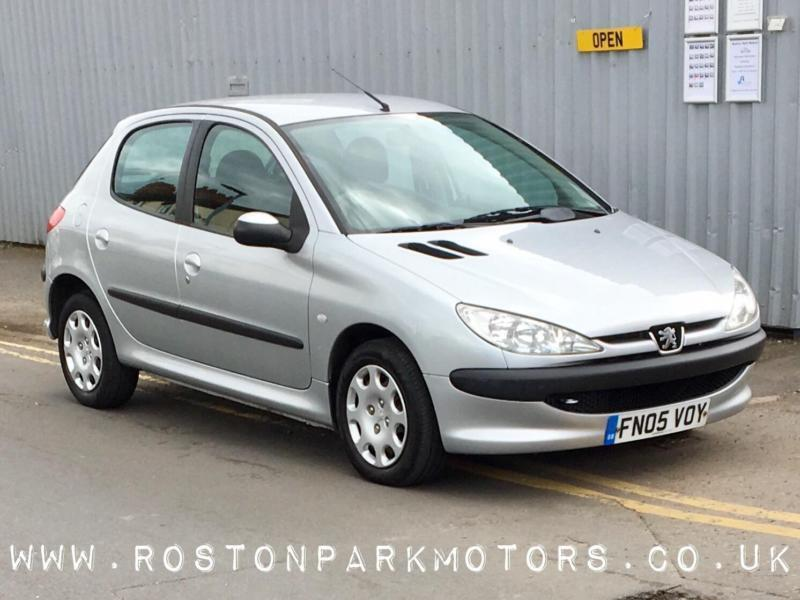used peugeot 206 cars for sale in warwickshire - gumtree