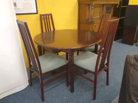 Dining table set £60