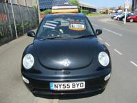 55 PLATE VOLKSWAGEN BEETLE 1.6 THREE DOOR