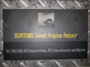 $25.00/HR Small Engine Repair. Great rate