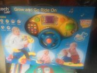 Vtech ride / rock toy
