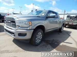 2019 Ram 2500 Limited  - Diesel Engine - Sunroof - $252.97 /Wk