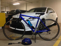 Specialized Light weight Eclipse Road/touring hybrid (OBO)