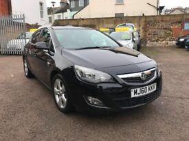 Vauxhall Astra 1.7 CDTi ecoFLEX 16v SRi 5dr£3,195 one owner