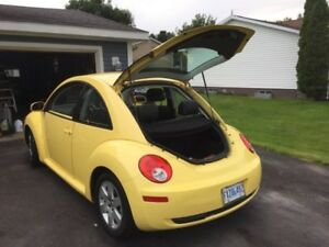 2007 Volkswagen Beetle GT Coupe (2 door)
