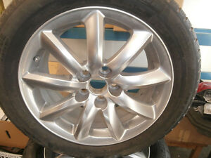 235/50/R 18 BRAND NEW RIMS& WINTER TIRES