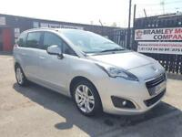 64 2015 Peugeot 5008 1.6HDi ACTIVE 115bhp FAP 2014 2015 7 SEATER