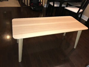 Like New IKEA Lisabo coffee table