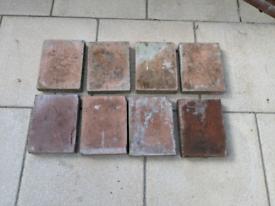 "Terracotta Coping Stones, 12"" X 9"" X 2"""