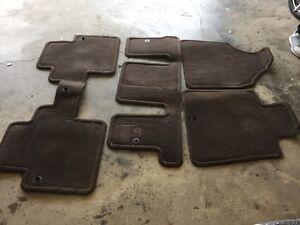 Buick Enclave Factory Floor Mat Set
