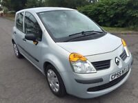 """55 plate Renault Modus 1.5 DCI """"FULL SERVICE RECORD"""""""
