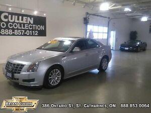 2012 Cadillac CTS 4DR SDN 3.0L LXR