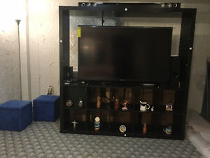 Media Tv entertainment unit