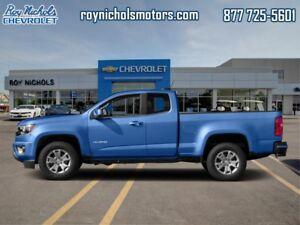 2018 Chevrolet Colorado LT  - Bluetooth -  MyLink