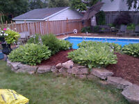 Flower Bed Weeding, Mulch Installation - High Quality Services