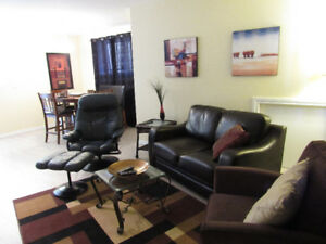 Fully Furnished 2 Bedroom in Regina, Everything Included!