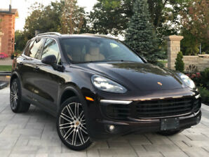2015 Porsche Cayenne Diesel (WITH EXTENDED WARRANTY - DEC 2020)