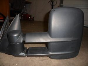Tow mirrors for Chev or Gmc truck