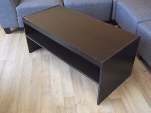 STUDENT SPECIAL: COFFEE AND 2 END TABLES - USED 3 WEEKS