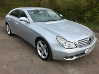 Mercedes-Benz CLS320 3.0CDi 7G-Tronic 320