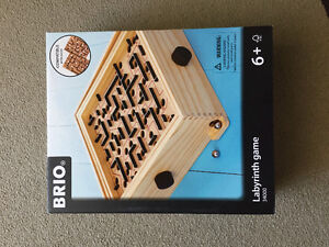 Brio Labyrinth - wooden marble puzzle game