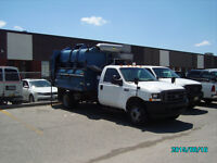 Ford small Garbage Truck