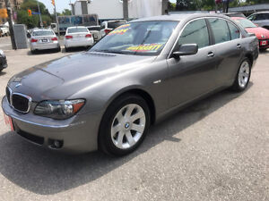 2008 BMW 7-Series 750i PREMIUM TOURING TECH PKG...NAVI...MINT