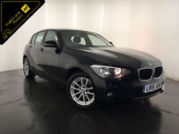 2015 BMW 114D SE DIESEL 1 OWNER FROM NEW FINANCE PX WELCOME