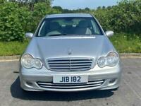 2005 Mercedes-Benz C220 CDI CLASSIC SE Auto Saloon Diesel Automatic