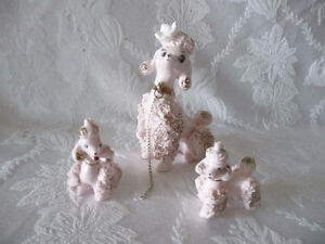 pink speghetti poodle with pups London Ontario image 1