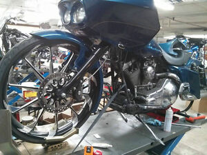 Motorcycle safety checks $55