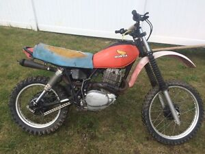Looking for parts for 1980 xr 500 ??
