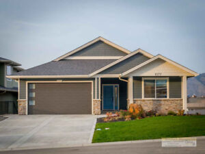 Gorgeous Level Entry Rancher with Inlaw Suite
