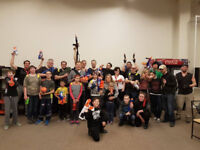 Christmas Nerf Wars - Thursday Dec 14 - Battlefield Live